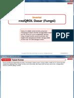 3-FREQROL Basics Fn Fod Ind