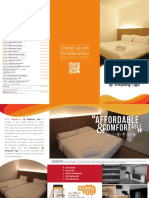 Place2stay Hotel Flyer