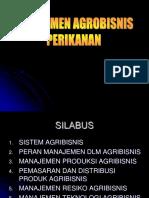 Manajemen agribisnis