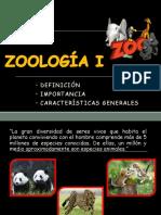- Zoología