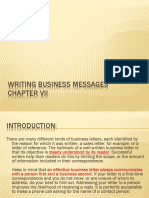ChaptersVII - VIII-Business Letters (Revised)