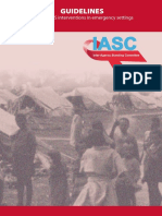 Iasc Guidelines Emergency Settings En