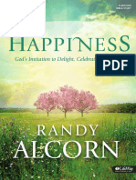 Happiness Study Sample