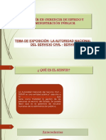 Diapositivas SERVIR