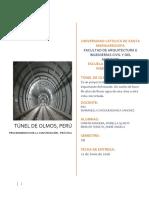 Tunel de Olmos