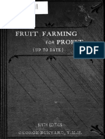 Fruit Farming for Profit-A Practical Treatise-1911