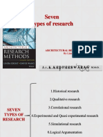 Seven Types of R.M by Linda Grout & David Wang