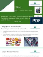 tgplan health 2fnutrition presentation