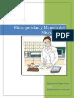 La Bioseguridad y Manejo de Microscopio