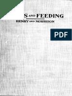 Feeds and Feeding-1916