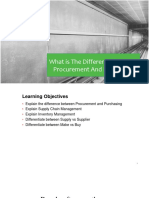 Chapter 1a (1) Procurement and Inventory management
