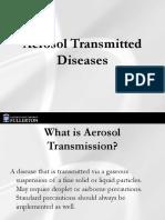 Module AerosolTransmittedDiseases