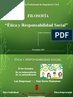 expo responsabilidad social y etica