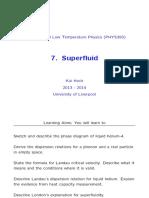 Super Fluid
