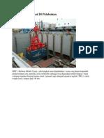 Alat Bongkar Muat Di Pelabuhan
