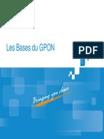 Gpon Basics ZTE University French version