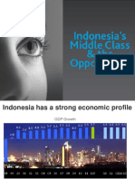 Neilsen - Indonesia Middle Class and the Opportunity