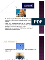 Abhishek -Jet Airways