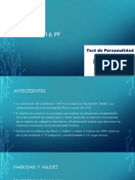 Escala 16 PF Presentacion