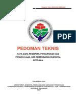 pedoman teknis bumdes bersama.pdf