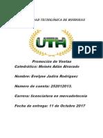 TAREA II parcial I Promocion de Ventas.docx