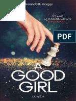 A Good Girl - Amanda K. Morgan