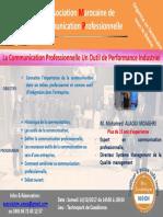 Affiche Séminaire de La Communication 14-10-2017