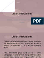 Basic Finance - Credit Instruments P9 (1)