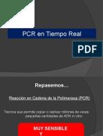 Pcr en Tiempo Real 2015