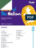 Stroke Statistics 2015