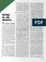 Historia Del Cine Uruguayo en Tiempo de Cine