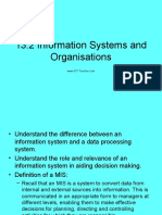 13.2Information Systems