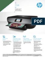 HP ENVY Photo 7120 Datasheet.pdf