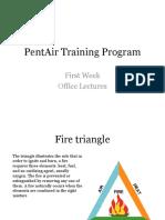 PentAir Training Program
