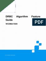 ZTE UMTS DRBC Algorithm Feature Guide_V8.5_201312(1)