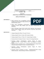 18- 2.4.2.1 SK Peraturan Internal Puskesmas (Puskesmas Staff by Law)