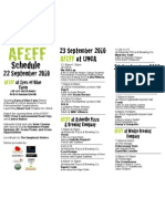 AFEFF Printable Schedule