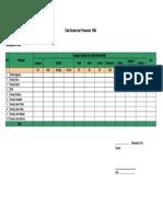 Blanko Data Sarana Prasarana SMA