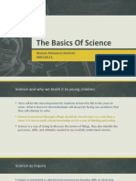 the basics of science- mariam mohamed-h00328114