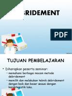 7. DEBRIDEMENT