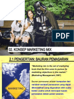 02 Konsep Marketing Mix
