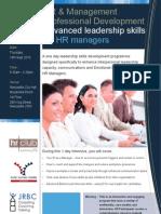 Leadership Skills 1 Day Workshop Final