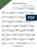 Adagio a2-Des Roses Pour Vous