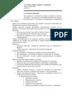 Análisis Funcionales de La Evaluación Conductual