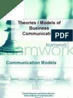 Business Communication Model