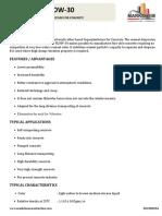 Markplast Flow-30 PDF