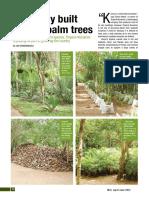 A Nursery Built Around Palm Trees