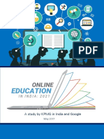 Online Education in India 2021