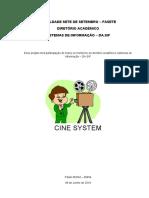 Projeto Cine System
