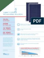 SolarPanelPC05 Datasheet 40mm En